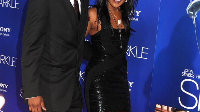 Nick Gordon and Bobbi Kristina Brown