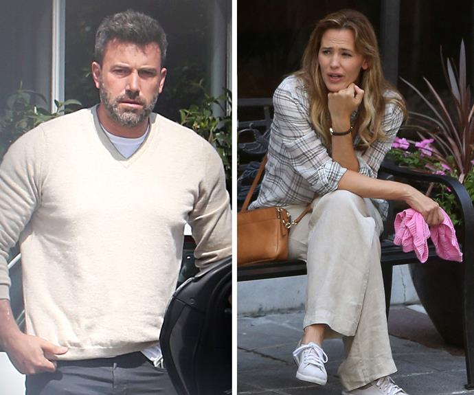 Ben affleck dating babysitter 3