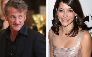 Is Sean Penn dating Emmanuelle Vaugier?