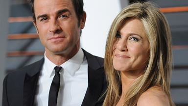 Jennifer Aniston and Justin Theroux are married!