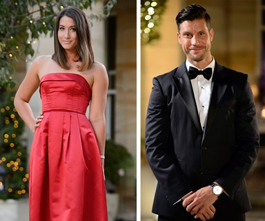 The HUGE Bachelor bust up: Sam Wood hooked up with contestant Bec last year!