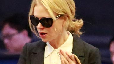 Nicole Kidman's heartbreak: Who's that girl?