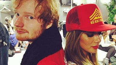 Are Nicole Scherzinger, 37, and Ed Sheeran, 24, music's hottest new couple?