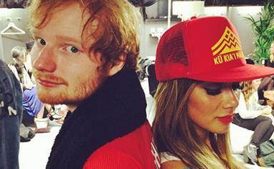 Are Nicole Scherzinger, 37, and Ed Sheeran, 24, music's hottest new couple?