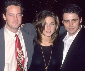 Matt LeBlanc, Matthew Perry, Jennifer Aniston