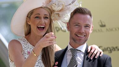 Ronan Keating and Storm Uechtritz had the most touching Bachelor and Bachelorette parties!