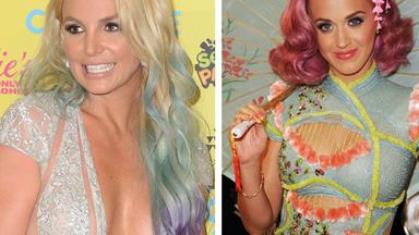 Somewhere over the rainbow: Celebrities that are rocking colourful hair