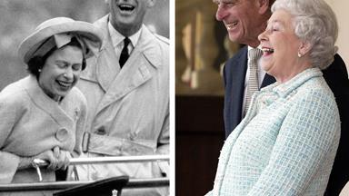 In pictures: Queen Elizabeth and Prince Philip's top moments over the years