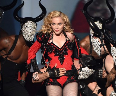 Madonna's 57th birthday party was so insane the police were called!
