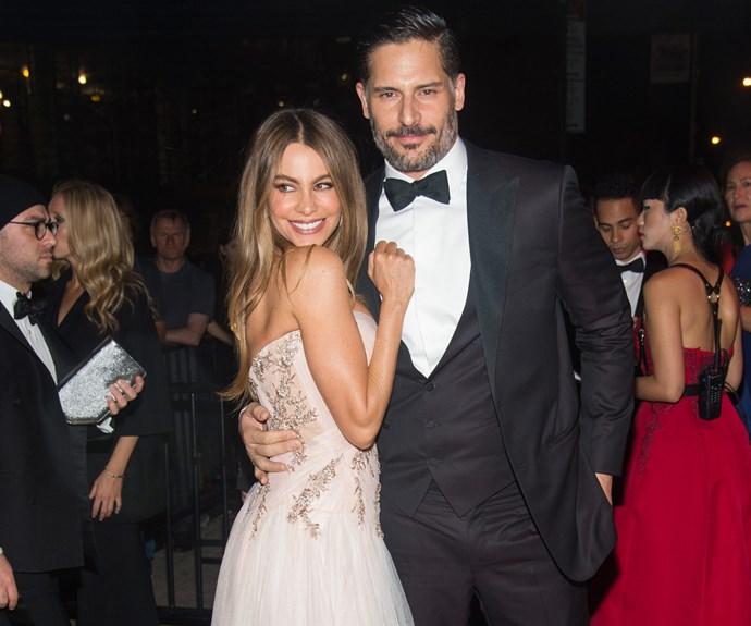 Sofia Vergara dishes about her wedding to Joe Manganiello