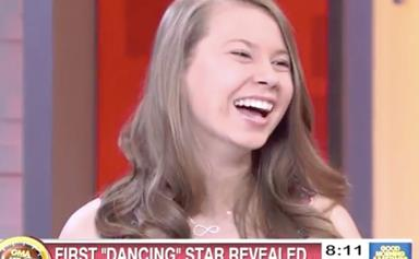Crikey! Bindi Irwin joins Dancing with the Stars USA
