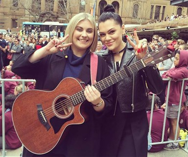 """""""We have heated moments!"""" Jessie J breaks silence on THAT feud with Delta Goodrem"""
