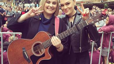 """We have heated moments!"" Jessie J breaks silence on THAT feud with Delta Goodrem"