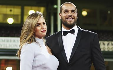 Jesinta Campbell hints that her and Lance 'Buddy' Franklin are about to get married!