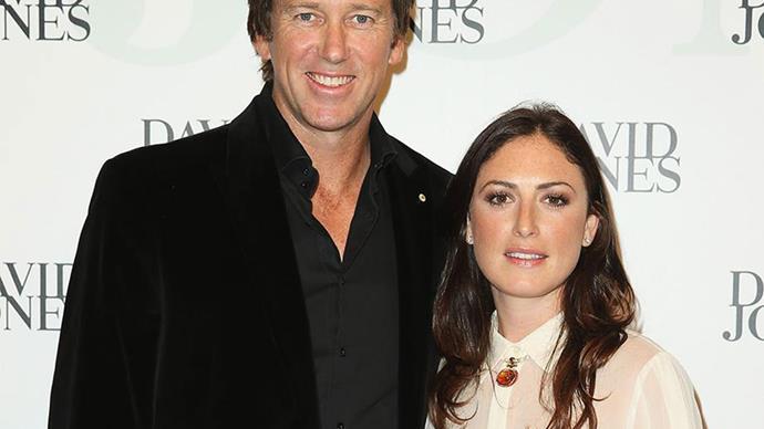 Glenn and Sara McGrath