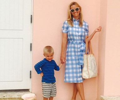 Reese Witherspoon and her son break the internet with the cutest Instagram post ever!
