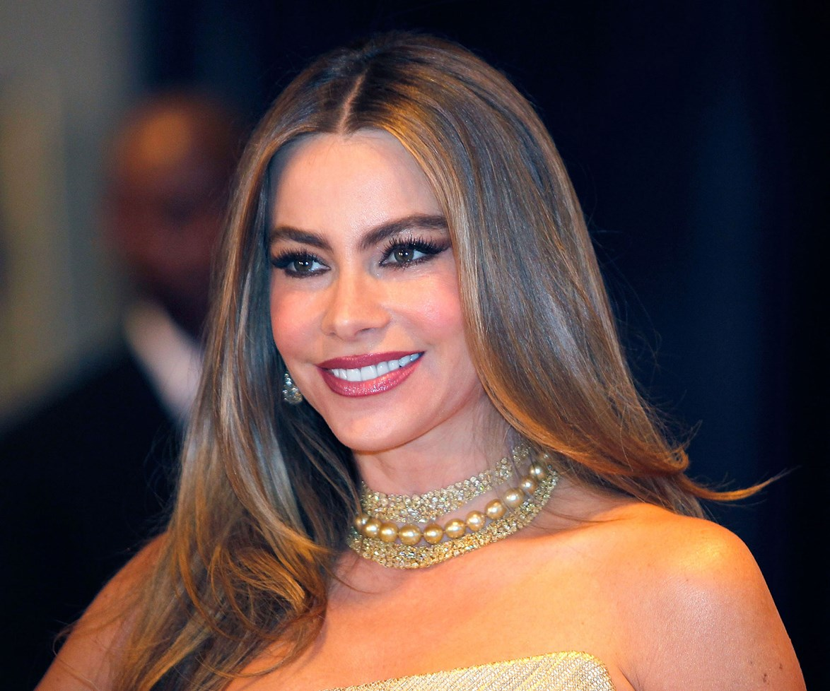 Sofia was named 2015's highest paid actress in 2015.