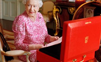 The personal and breathtaking new portrait of Queen Elizabeth