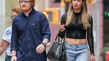Ed Sheeran's new girlfriend is his high school sweetheart!