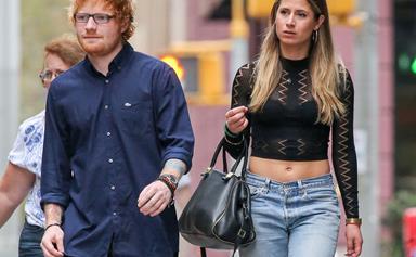 Ed Sheeran's new girlfriend is his high school sweetheart!