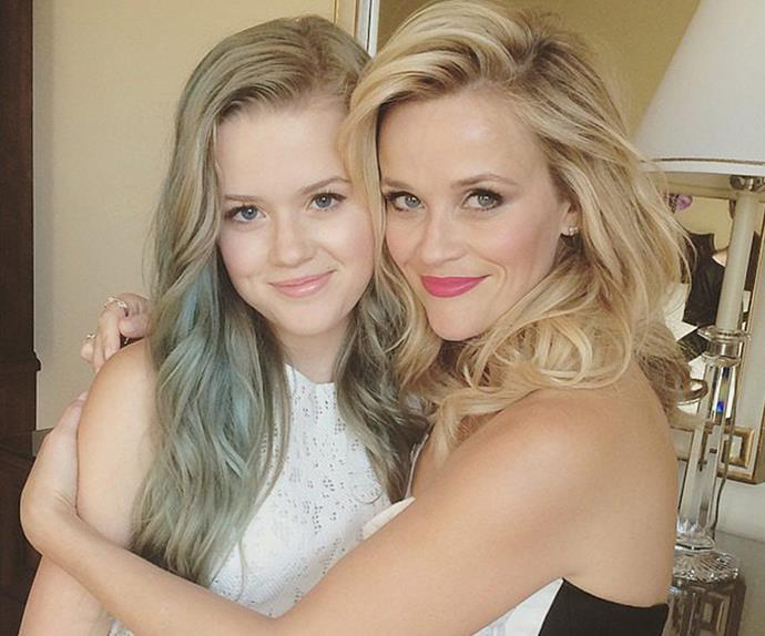Reese Witherspoon, Ava Witherspoon