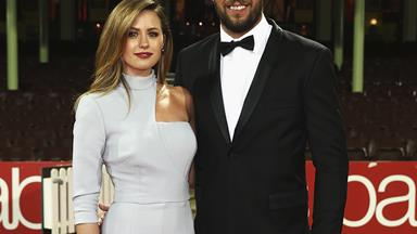 Jesinta Campbell speaks out about her fiancé Buddy Franklin on R U OK Day