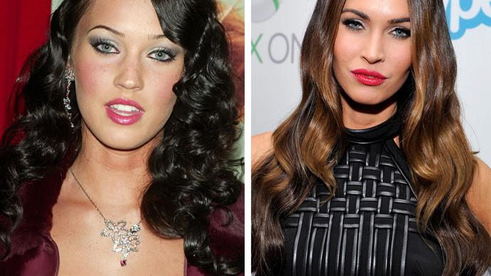 """Transformer! Megan Fox is the """"ultimate before and after"""""""