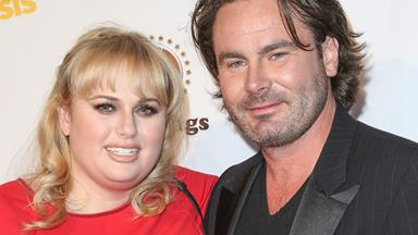 Rebel Wilson and Mickey Gooch Jr. are over