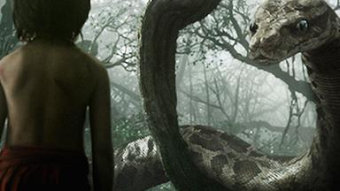 See the chilling first trailer for the Jungle Book remake