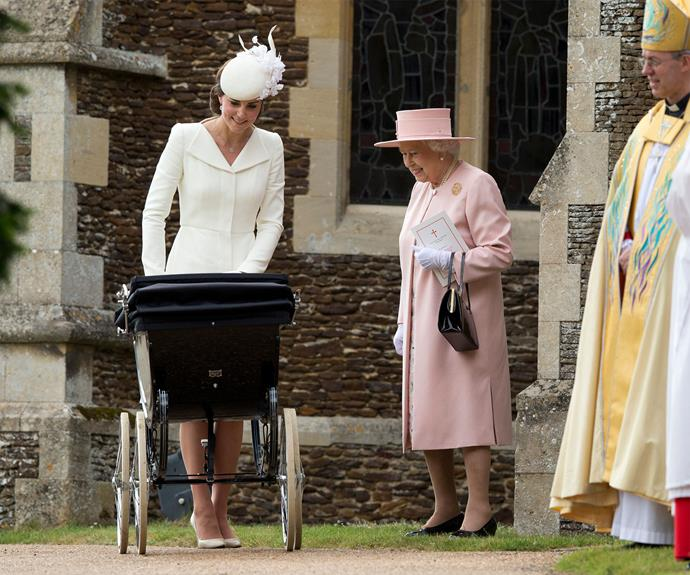 One of the musical pieces chosen for the christening, Vaughan Williams' Prelude on Rhosymedre, was also played at Kate and Prince William's wedding, as well as the wedding of Princess Diana and Princes Charles.