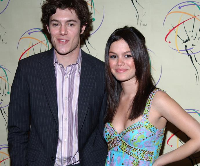 After meeting on the set of the popular teen drama series *The O.C.*, Adam Brody and Rachel Bilson broke plenty of hearts when they ended their real-life love story in 2006.