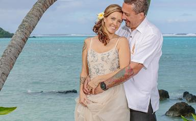 Mike King marries his queen