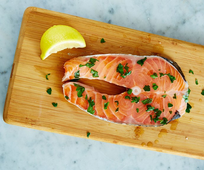 Wild salmon contains plenty of omega-3 fatty acids, which may help to decrease inflammation.  Image: Andrew Finlayson/bauersyndication.com.au