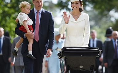 Prince William: 'Kate's an amazing mum'