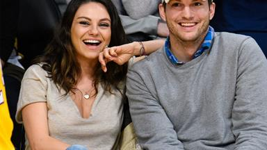 Mila Kunis and Ashton Kutcher's down-to-earth honeymoon