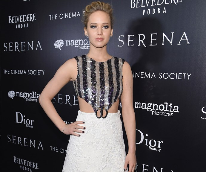 Jennifer Lawrence reveals she has the most 'un-rebellious' tattoo ever