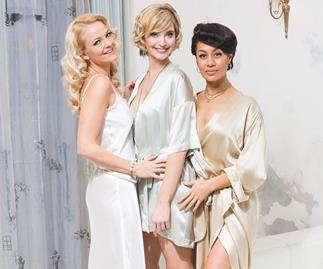 Teuila, Siobhan and Chrystal share backstage bombshells