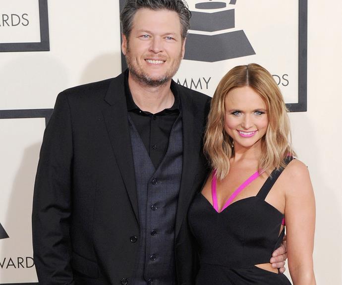Miranda Lambert and Blake Shelton split