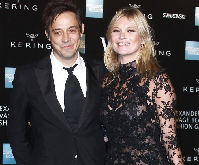 Jamie Hince and Kate Moss leading 'separate lives'