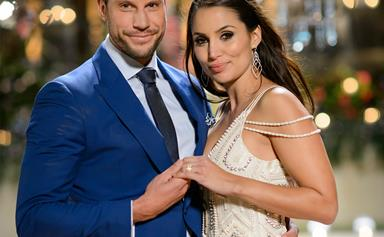 How Eve reacted to her mum, Snezana, finding love with The Bachelor's Sam Wood