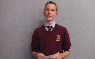 Kiwi teen amazed at reaction to viral Maori language video