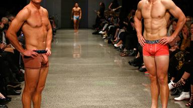 All Blacks strut their stuff at NZFW