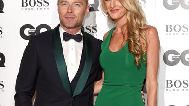 Inside Ronan Keating and Storm Uechtritz's fairytale wedding