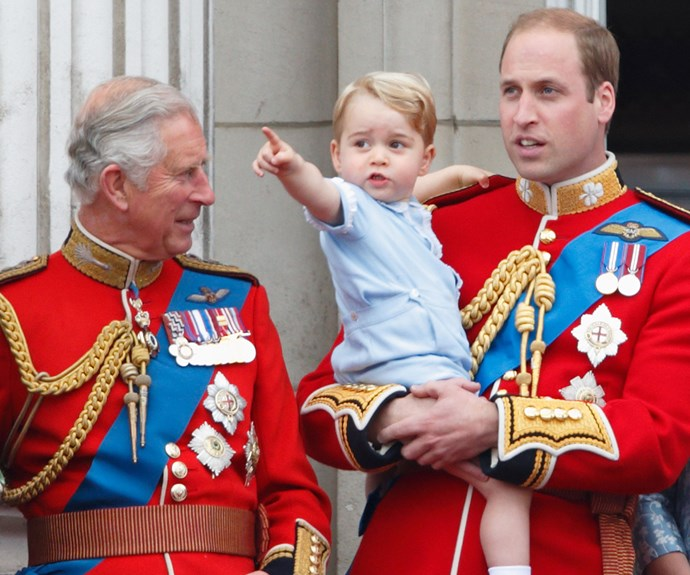 Prince Charles' lavish birthday present for Prince George