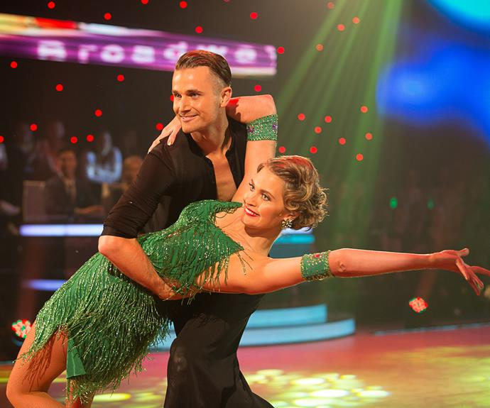 In the first week, Siobhan and Charlie set the pace with their top-scoring cha-cha.