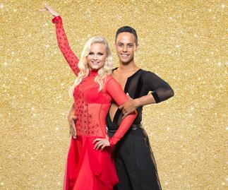 Chrystal Chenery's journey on Dancing with the Stars