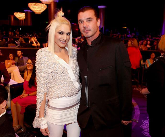 Gwen Stefani and Gavin Rossdale split