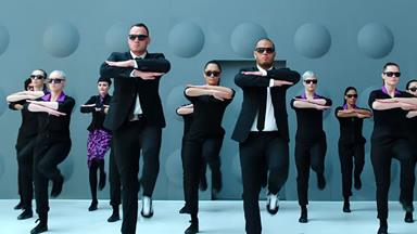 All Blacks star in 'Men In Black'-themed video for Air New Zealand