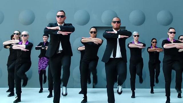 All Blacks star in 'Men In Black'-themed video for Air New Zealand