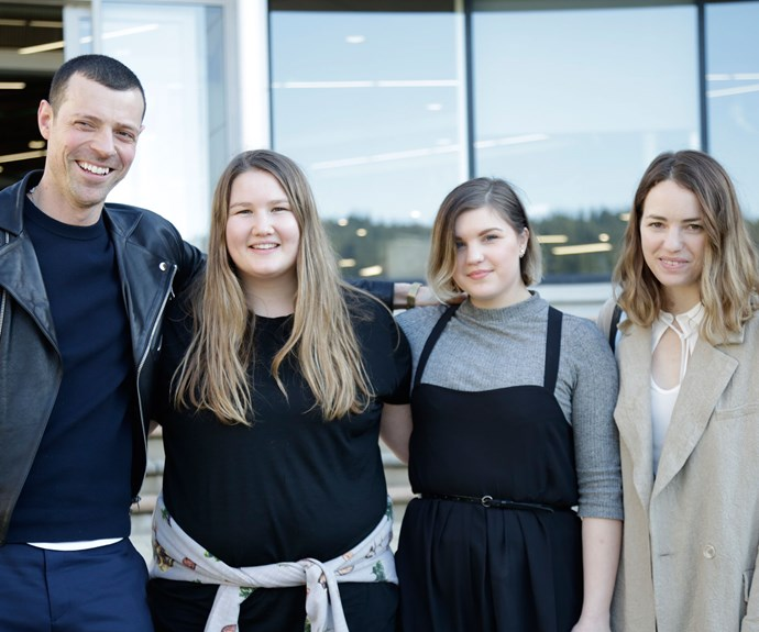 Glassons partners with young Kiwi designers